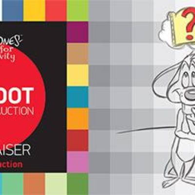 Chuck Jones Center for Creativity Red Dot Auction with GDG!